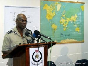 #barbados #party #police #security