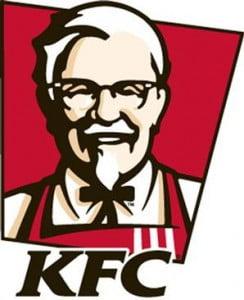 #KFC #fastfood #sogood #colonelsaunders