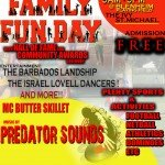 FAMILY FUNDAY ISRAEL LOVELL