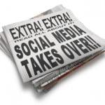 social media news facebook twitter