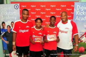 For more information on the Digicel Kick Start Clinics including live updates, photographs and more, please visit www.digicelfootball.com