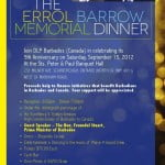 EWB Memorial Dinner