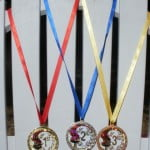 Medals for Caricom Inter Tribal Games 003
