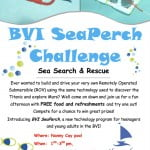 SeaPerch Challenge Nanny Cay BVI