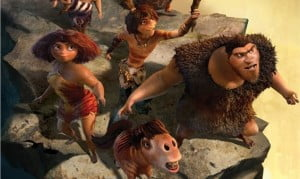 The Croods Trailer (2013 - Dreamworks).