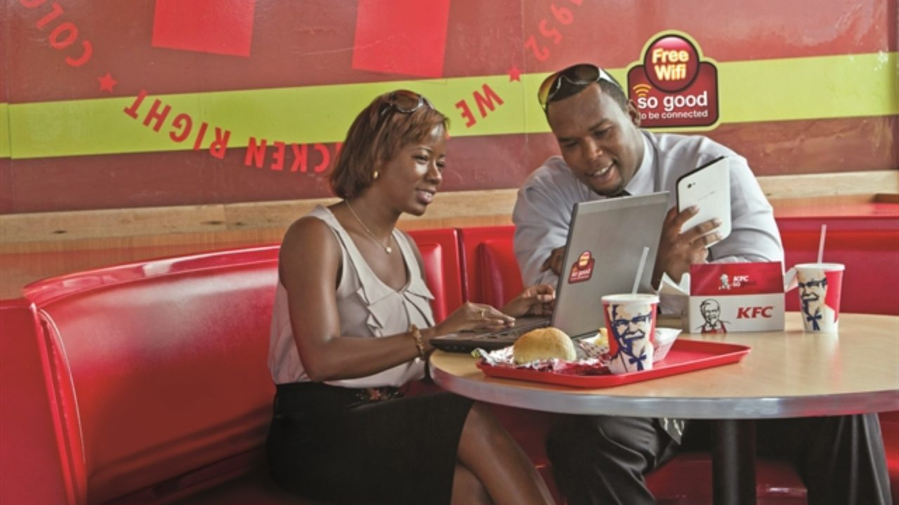 The Bajan Reporter | KFC Enhances Barbadian Restaurant Experience