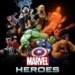 Marvel Heroes NYCC 2012