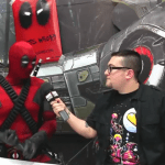 gamermotion Deadpool Game at Comic Con 2012