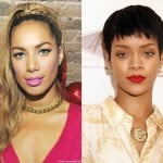 leona lewis replaced by rihanna in we found love