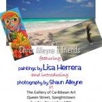 Chris Alleyne Art Photography exhibition