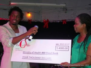 Mr Pretty indicated this is the first of many ventures in the pipeline to continue raising funds to assist those who live with HIV