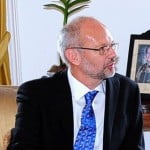 Op-ed on the award of the Nobel Prize to the EU from; Mikael Barfod, Ambassador, Head of European Union Delegation to Barbados and the EC.
