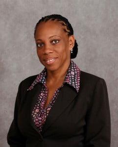 Dr. Rhoda Arrindell, linguist, educator.