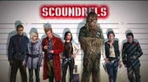 All he has to do is infiltrate the ultra-fortified stronghold of a Black Sun crime syndicate underboss and crack the galaxy's most notoriously impregnable safe. It sounds like a job for miracle workers . . . or madmen. So Han assembles a gallery of rogues who are a little of both—including his indispensable sidekick Chewbacca and the cunning Lando Calrissian.