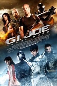 Starring: Bruce Willis, Dwayne Johnson, Channing Tatum, D.J. Cotrona, Adrianne Palicki