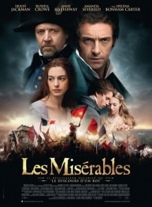 {IMAGE VIA - huffingtonpost.com} Anne Hathaway and Hugh Jackman, the stars of Tom Hooper's Les Miserables talk to BlacktreeTV about why they never thought the movie would get made, and what addictions they gave up to keep their singing voices in top shape!
