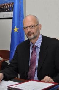 Mikael Barfod – E.U. Ambassador to Barbados & the E.C.