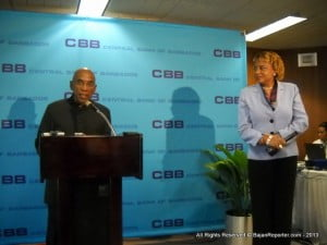"""""""Members of the public sector including the Minister of Finance and Governor of the Central Bank have repeatedly advised Barbados that the correct approach is that of the Medium Term Fiscal Strategy as a means of reducing the fiscal deficit and ensuring adequate foreign exchange reserves."""""""