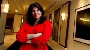 Naomi Wolf is a political activist and social critic whose most recent book is Vagina: A New Biography.