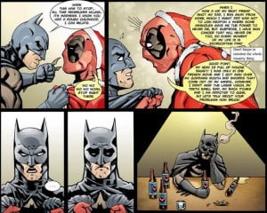"""{IMAGE VIA - escapistmagazine.com} Learn more about the """"Deadpool"""" video game now at http://deadpoolgame.com/ (CLICK FOR BIGGER)"""
