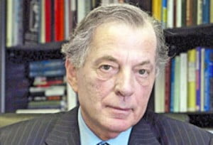 {IMAGE VIA - israelhayon.com / Tel Aviv University} Itamar Rabinovich, a former ambassador of Israel to the United States (1993-1996), is currently based at Tel Aviv University, New York University, and the Brookings Institution.
