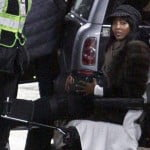 Naomi Campbell In Wheelchair