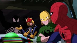 "{IMAGE VIA - animationmagazine.net} See what new threats and allies await Spidey in a whole new season of ""Ultimate Spider-Man,"" on Disney XD!"