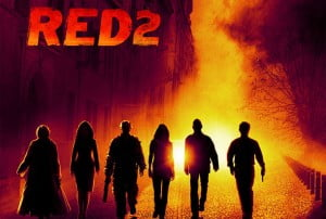 {IMAGE VIA - bestmoviesevernews.com} The first official trailer for Red 2. Starring Bruce Willis, Helen Mirren, Anthony Hopkins and John Malkovich.