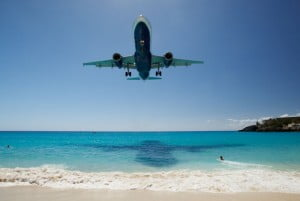 """""""Not only is the landing on our island the most stunning in the world,"""" LaBega added, """"the legendary friendliness of our people and the spectacular natural beauty of St. Maarten, makes a visit to our island an experience that will move you."""""""