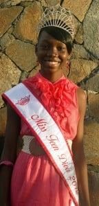 Miss Teen Diva 2012, Shaemore Smith at Artists Against Addiction