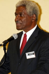 H.E. Ambassador Larry Palmer, the U.S. Ambassador to Barbados and the Eastern Caribbean
