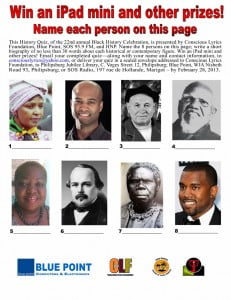 {CLICK FOR BIGGER} St Maarten Quiz of historical and contemporary figures