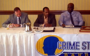 Space will be limited for this all-important 34th Annual CSI Conference so it is best if you reserve your space now. To do so, you can visit www.crimestoppersbarbados.com, or contact the Crime Secretariat at 246-435-5917.