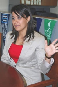Regional Education Advising Coordinator for Education USA - Maria Mercedes Salmon