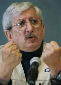 {IMAGE VIA - taringa.net} Dante Caputo, a former Argentine foreign minister and a member of parliament, was Secretary for Political Affairs of the Organization of American States and representative of the United Nations and the OAS in Haiti in 1992