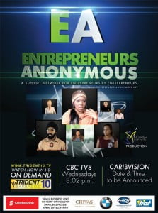 "You can watch ""Entrepreneurs Anonymous"" ON DEMAND IN HD at www.Trident10.tv"