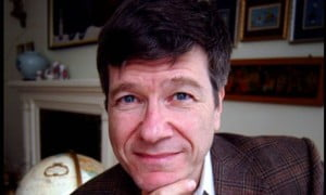 {IMAGE VIA - guardian.co.uk} Jeffrey D. Sachs is Professor of Sustainable Development, Professor of Health Policy and Management, and Director of the Earth Institute at Columbia University. He is also Special Adviser to the United Nations Secretary-General on the Millennium Development Goals.