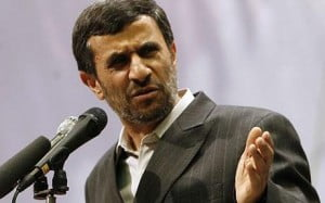 {IMAGE VIA - telegraph.co.uk} A couple of years ago, Iranian President Mahmoud Ahmadinejad visited Venezuela, Nicaragua, Ecuador, and Cuba. These four countries' governments, which claim to be progressive, received – without a hint of concern – a leader who denies the Holocaust; beat, jailed, repressed, and killed protesters who objected to the fraudulent election that brought him a second term in office; and flaunts his contempt for individual liberties, with gay Iranians particularly vulnerable.