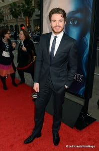 "Actor Richard Madden  arrives to HBO's ""Game Of Thrones"" Los Angeles Premiere at TCL Chinese Theatre on March 18, 2013 in Hollywood, California.  (Photo by Jeff Kravitz/FilmMagic)"