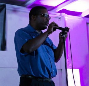 "Robert R.Gibson  (PassionPoet,or Passion, for short) is a member of the League of Extraordinary Poets (LXP) in Barbados and enjoys painting sensual images with his words, leading his audience into a sensory experience.  Although sexuality and sensuality are his main forte, in his own words he says, ""Passion is not always about sex.""  Passion is anger, sorrow, enthusiasm - his poems are written to evoke intensity.  He has been writing from age 14 and is aiming to have his first anthology of poems published soon.  In 2011, Robert entered the National Independence Festival of Creative Arts (NIFCA), the national arts festival of his native Barbados with three poems – Luscious, Rain, and Goblet.  All three of the poems achieved awards – Luscious received a silver award, and Goblet and Rain received bronze awards.  He also received the Most Promising Poet award for the year."