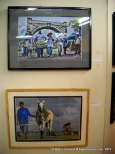 """Photogarpher's striking work which resembles painting; """"The Pomposetters"""" where Tuk rhythms serenade the Arch. """"After The Game"""" captures a sad moment in Polo, some of the gems from the lens of Rasheed Boodhoo, last day is Sunday! You left yet?"""