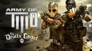 {IMAGE VIA - irbgamer.com} BIG BOI and B.O.B. talk to Hollywood.com about the new video game 'Army of Two The Devil's Cartel'