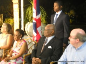 (UK High Commissioner to B'dos & EC, Gov. Gen. of B'dos observing Commonwealth Day at Ben Mar, UKHC's Official Residence in Barbados) Every member state of the Commonwealth – particularly its small and weak ones - needs the Organisation to be strong and credible.  A discredited Commonwealth, that cannot stand-up for its own declared values, would have no moral authority or convincing status to advocate effectively for the welfare of its member countries in the international community.