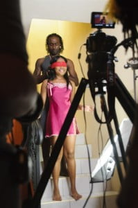 Shamari's Friends with Benefits was shot on location in Portmore, Jamaica and was directed by D'Nuclius and Rozanne.