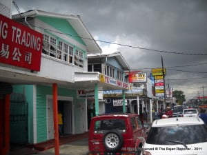 In Guyana, there are Pawn shops side by side, what laws do they use to regulate the trade? Did Police here make any inquiries?