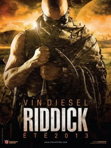 {IMAGE VIA - teaser-trailer.com} Official Teaser Trailer (and behind the scenes photos) for Riddick Movie, starring Vin Diesel, coming to theaters September 6, 2013. Join official Facebook: www.facebook.com/Riddick