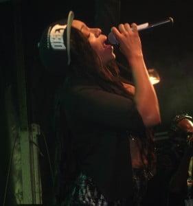 Trinidadian Soca Queen Destra Garcia thrilled the Heineken Regatta crowd with her numerous hit songs