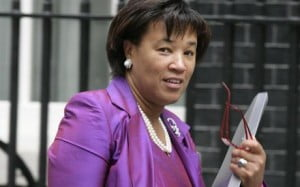 {IMAGE VIA - telegraph.co.uk} Baroness Patricia Scotland (fea.) and Madame Ruth Dreifuss are visiting Barbados on Monday 11 March to discuss issues around the death penalty in Barbados.