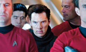 {IMAGE VIA - ifc.com} As our heroes are propelled into an epic chess game of life and death, love will be challenged, friendships will be torn apart, and sacrifices must be made for the only family Kirk has left: his crew.