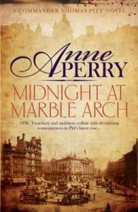 {IMAGE VIA - booktopia.com.au} Yet even with the help of his ingenious wife, Charlotte, and his former superior, Victor Narraway, Pitt is stumped. Why did high-minded, cultured Catherine choose not to accompany her husband to a grand party on the night of her demise? Why did she dismiss all her servants for the evening and leave the front door unlocked? What had been her relationship with the young man seen frequently by her side at concerts and art exhibits? And what can be done to avenge another terrible crime: the assault on Angeles Castelbranco, beloved teenage daughter of the Portuguese ambassador?